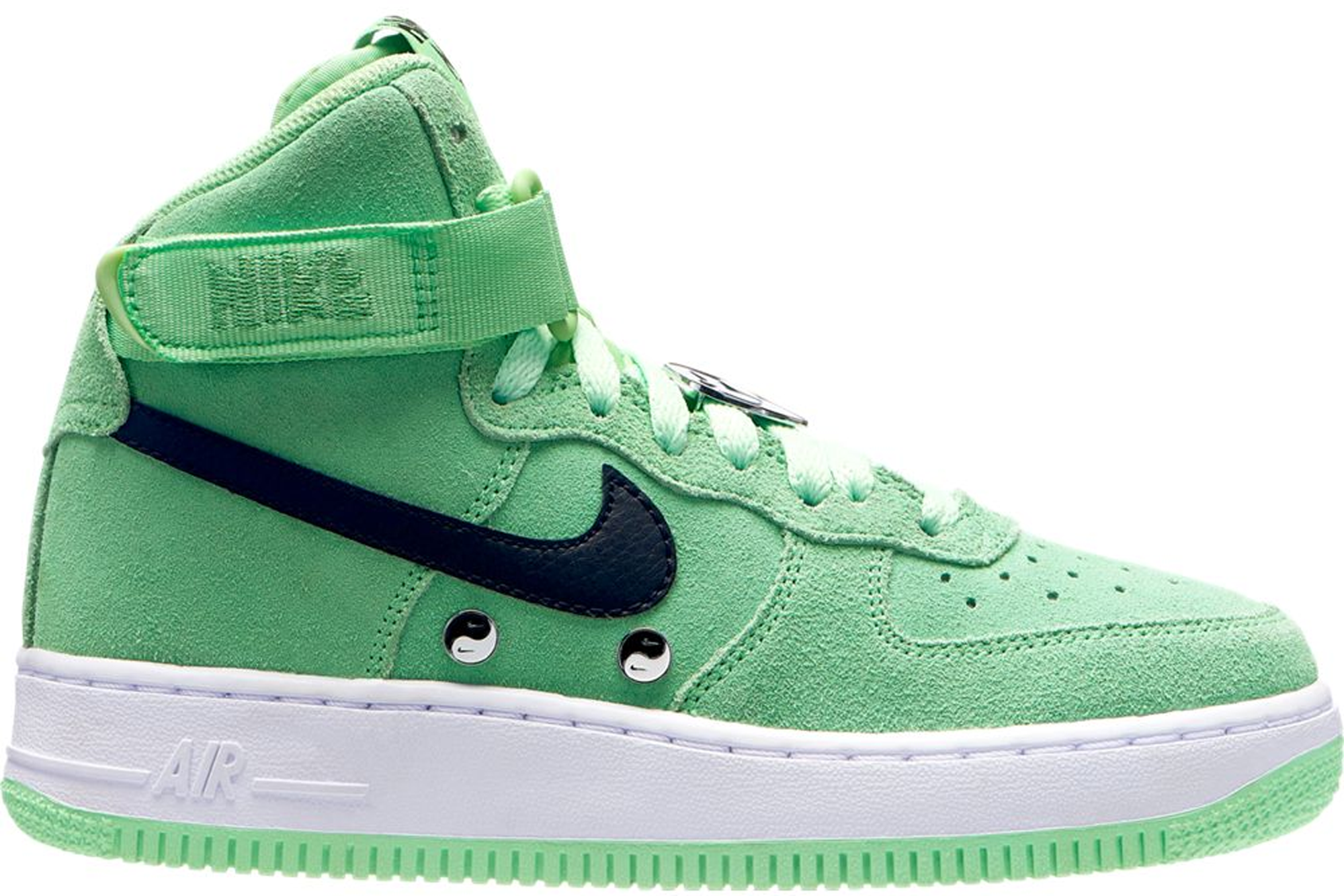 Air Force 1 High Have a Nike Day Aphid Green
