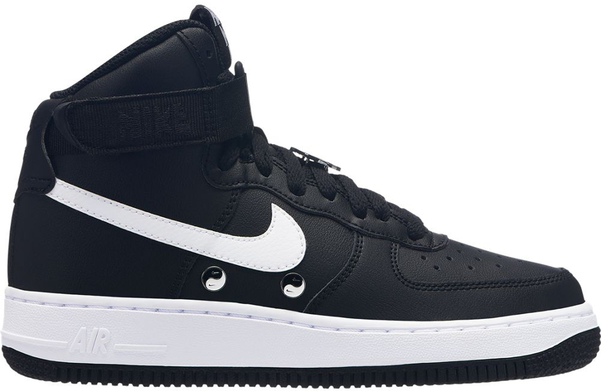 Air Force 1 High Have a Nike Day Black