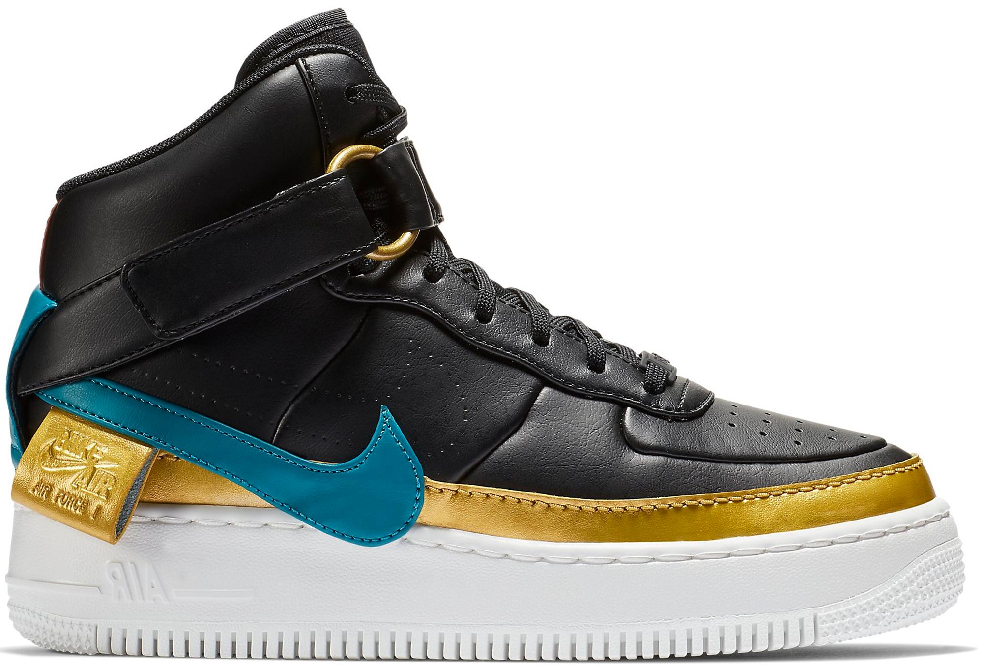 Nike Air Force 1 High Jester XX Black