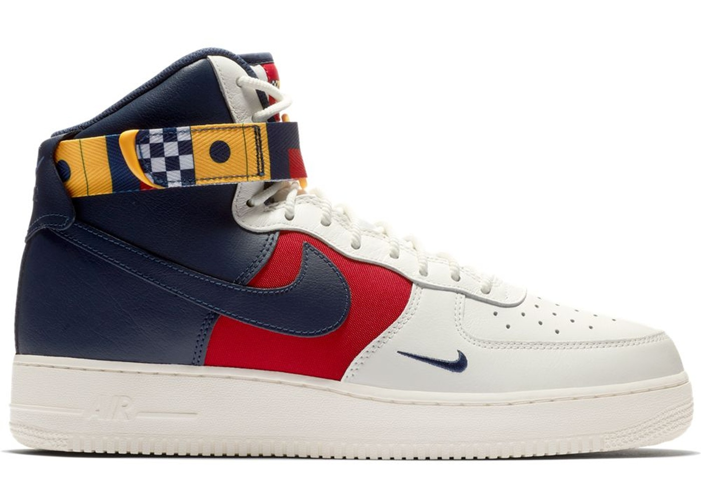 hot sale online f6744 bfaff Sell. or Ask. Size  8.5. View All Bids. Air Force 1 High Nautical Redux