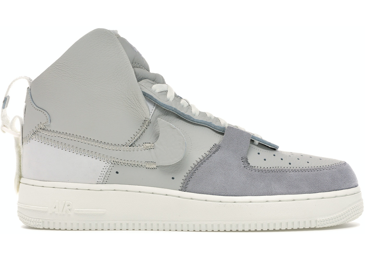 f1423e755d6 Air Force 1 High PSNY Grey