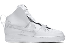 Nike Air Force 1 High PSNY White