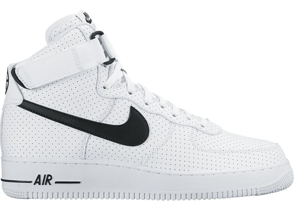 separation shoes ae599 914f7 Air Force 1 High Perf White Black - 315121-120