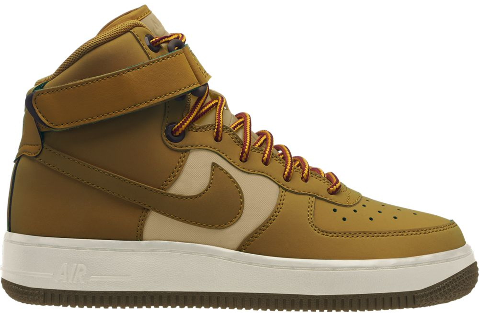 Air Force 1 High Premier Beef and Broccoli Pack Wheat (GS)