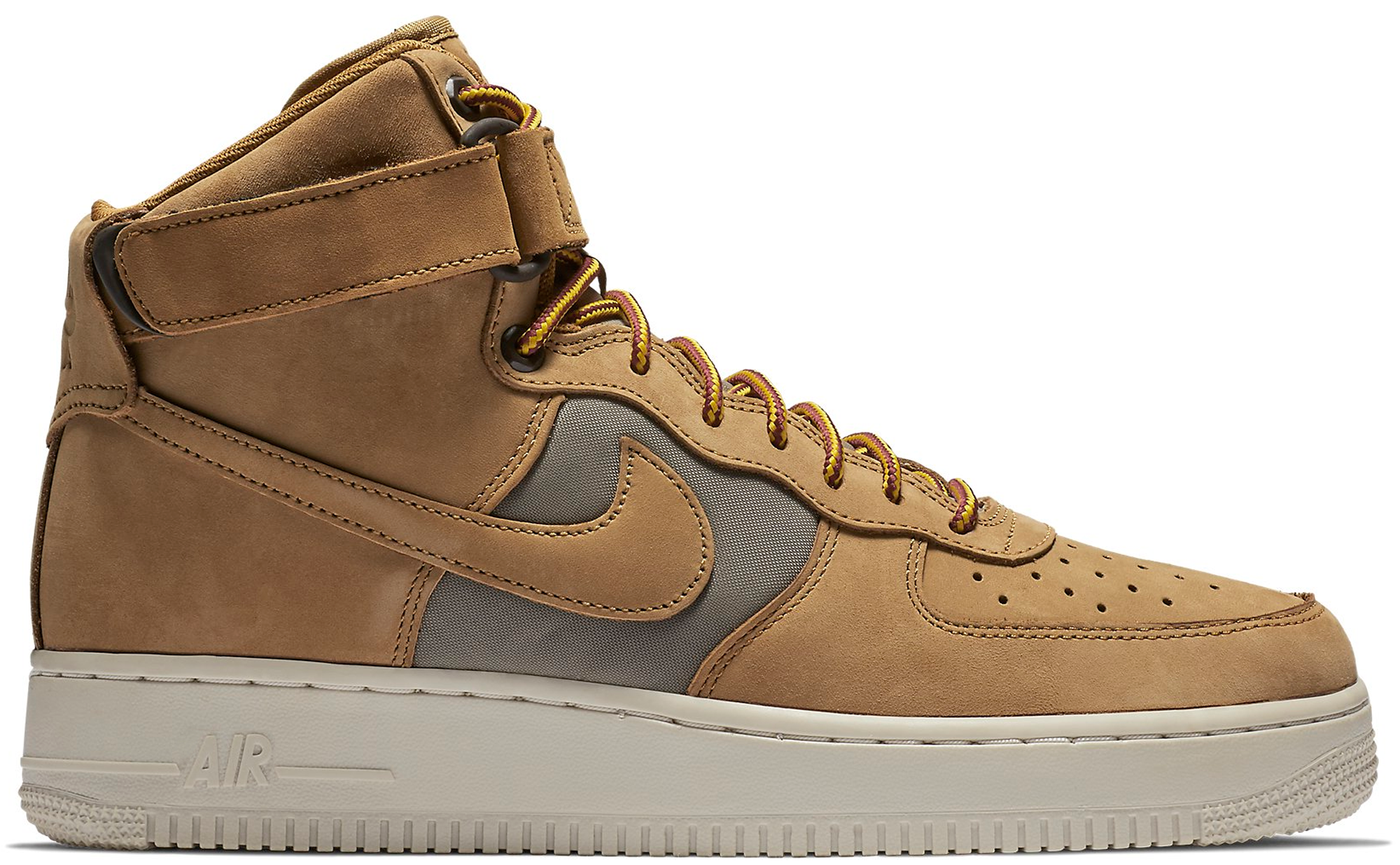 Air Force 1 High Premier Beef and Broccoli Pack Wheat