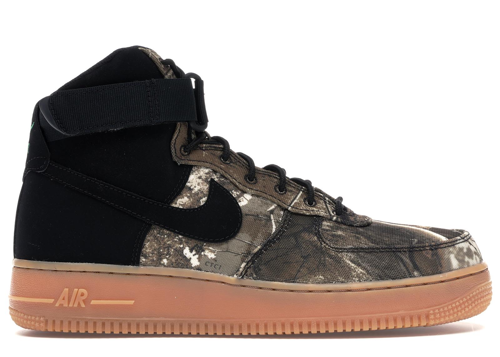 Nike Air Force 1 High verde