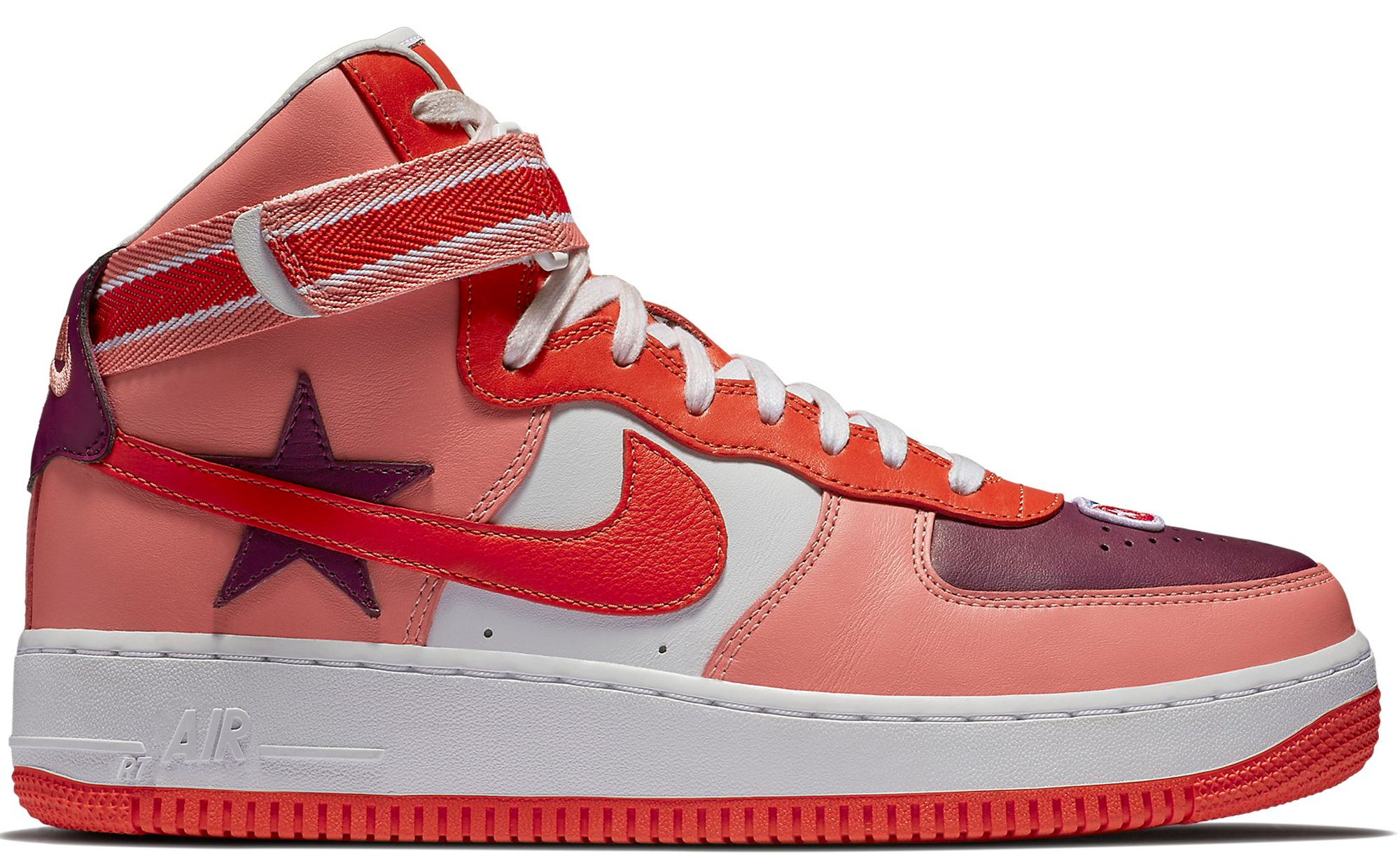 Rt 9 Auto Sales >> Air Force 1 High Riccardo Tisci All-Star 2018 (Pink)