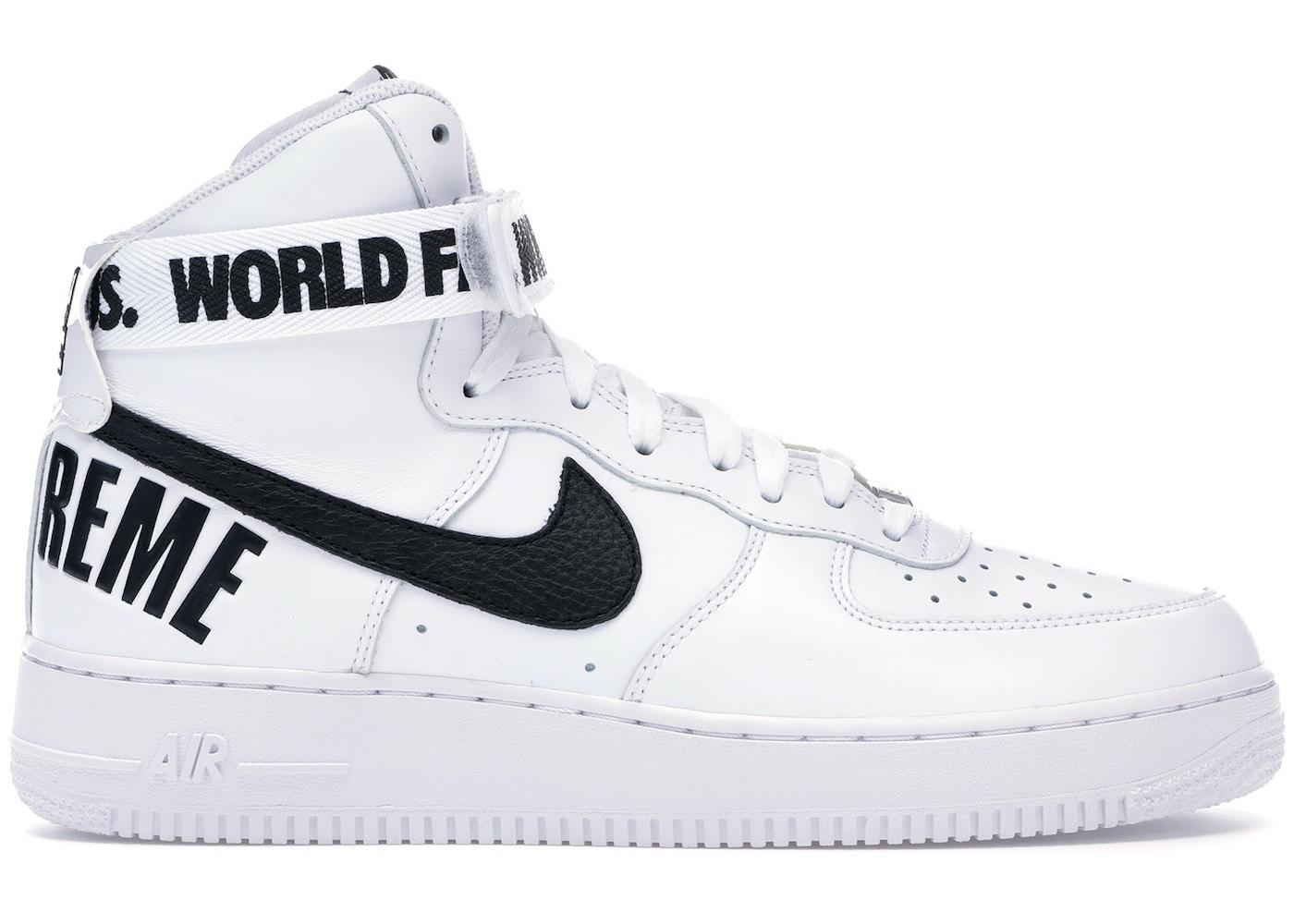 sale retailer 58e83 de463 Nike Air Force 1 Shoes - Highest Bid