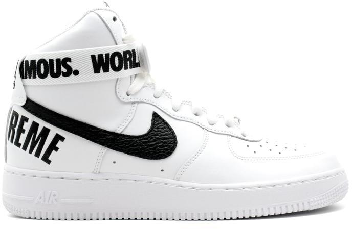 nike air force world famous price