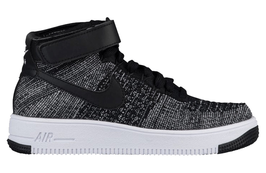 Nike Air Force 1 High Ultra Black White