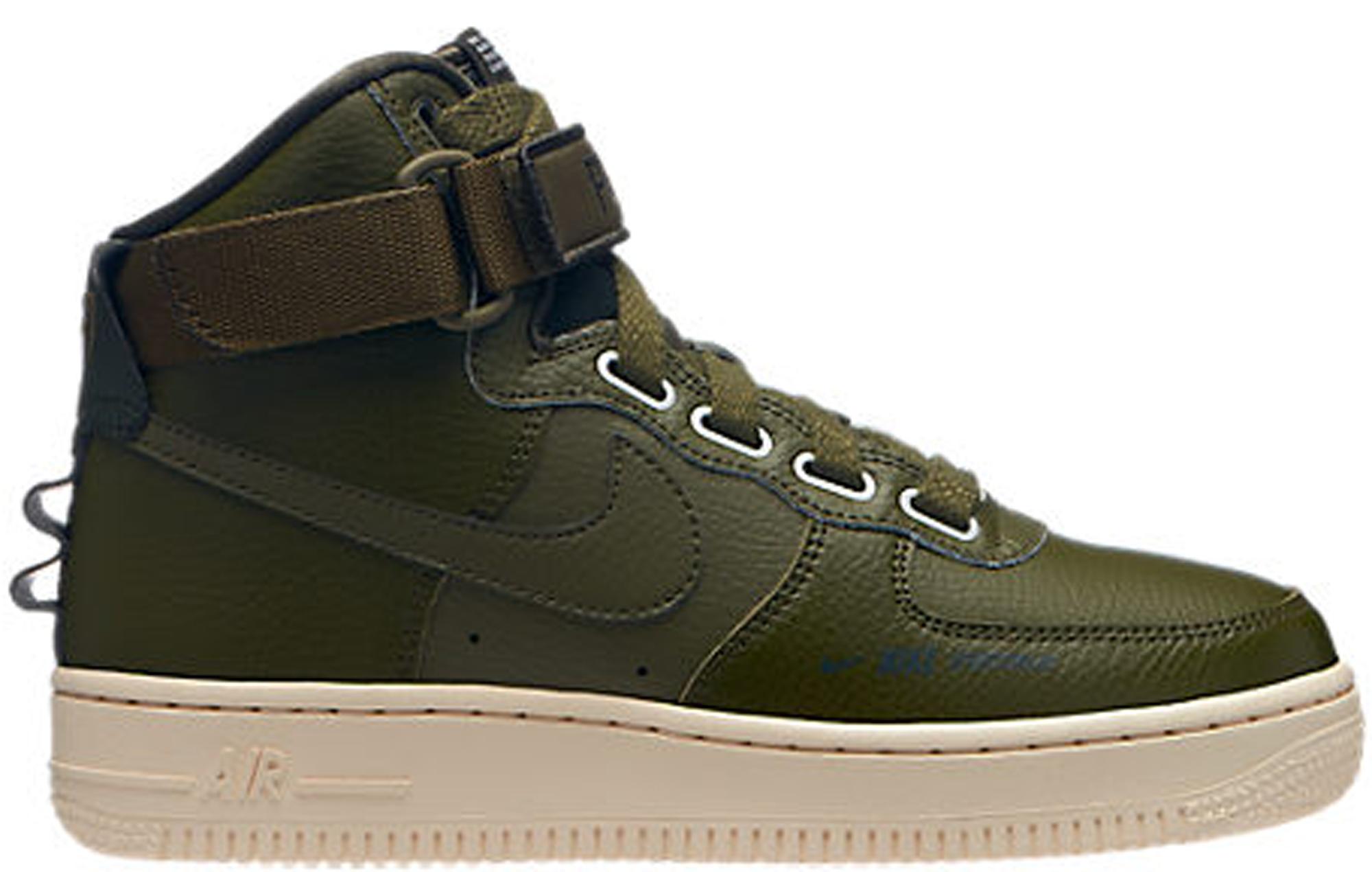 Nike Air Force 1 High Utility Olive