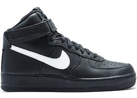 Nike Air Force 1 High Vlone Black White 7773257 2