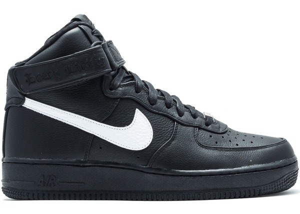 ec00cddf Air Force 1 High Vlone Black White
