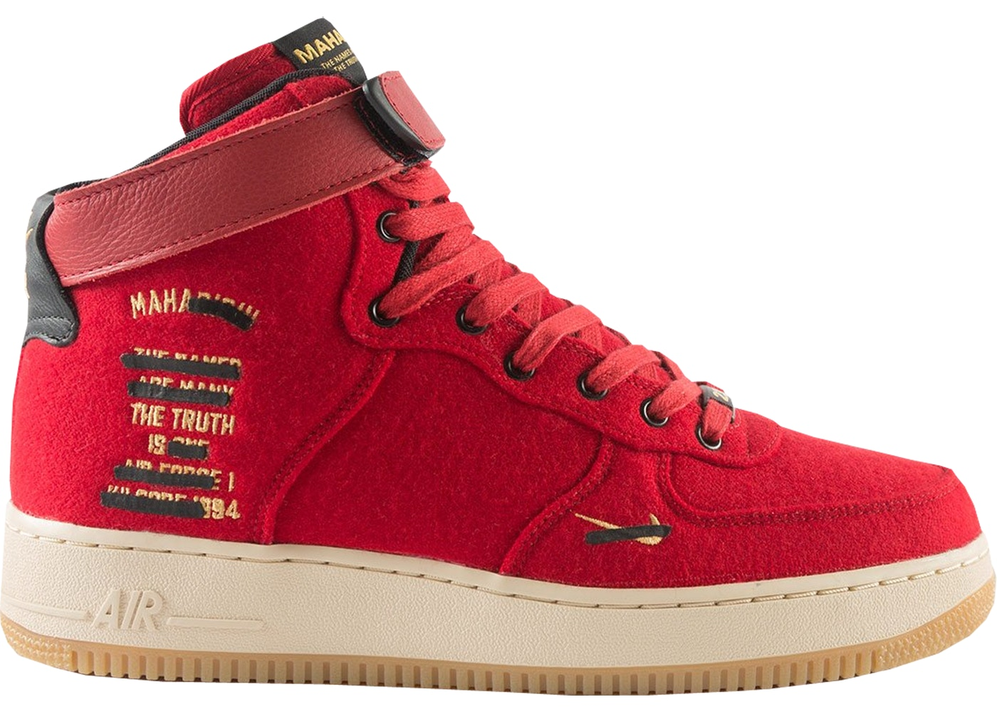 e244930a Sell. or Ask. Size: 12. View All Bids. Air Force 1 High maharishi Red