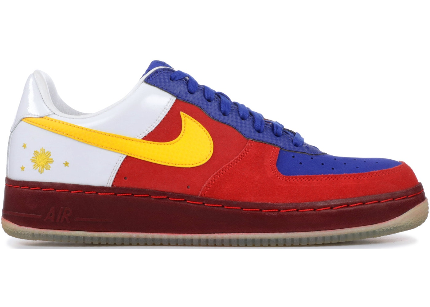 Air Force 1 Insideout Philippines