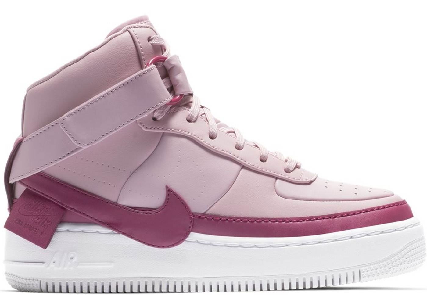 promo code 007d8 66b3d Sell. or Ask. Size  8W. View All Bids. Air Force 1 Jester High XX Plum  Chalk True Berry (W)