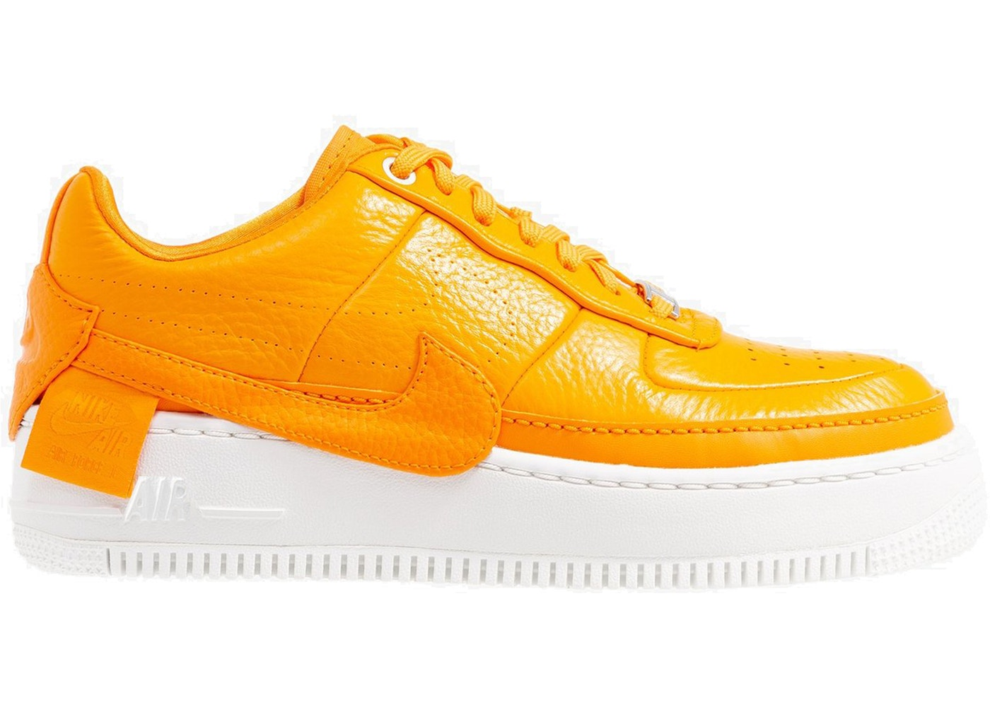 nike air force 1 jester xx blanche orange