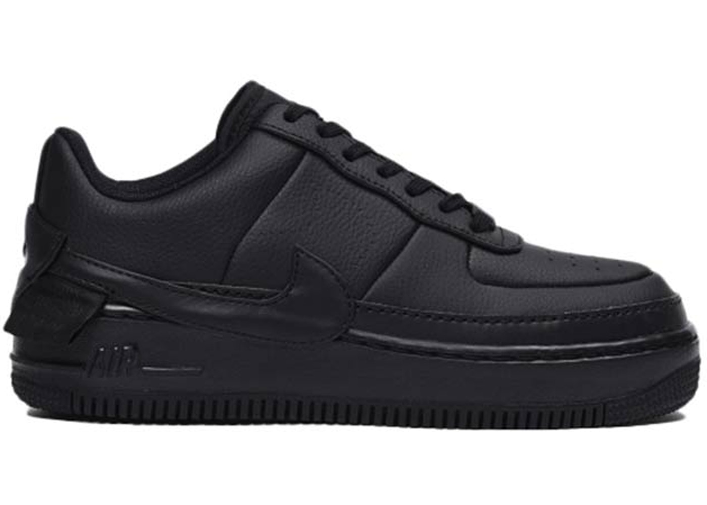 sale retailer 2b771 e0a6c Air Force 1 Jester XX Triple Black (W)