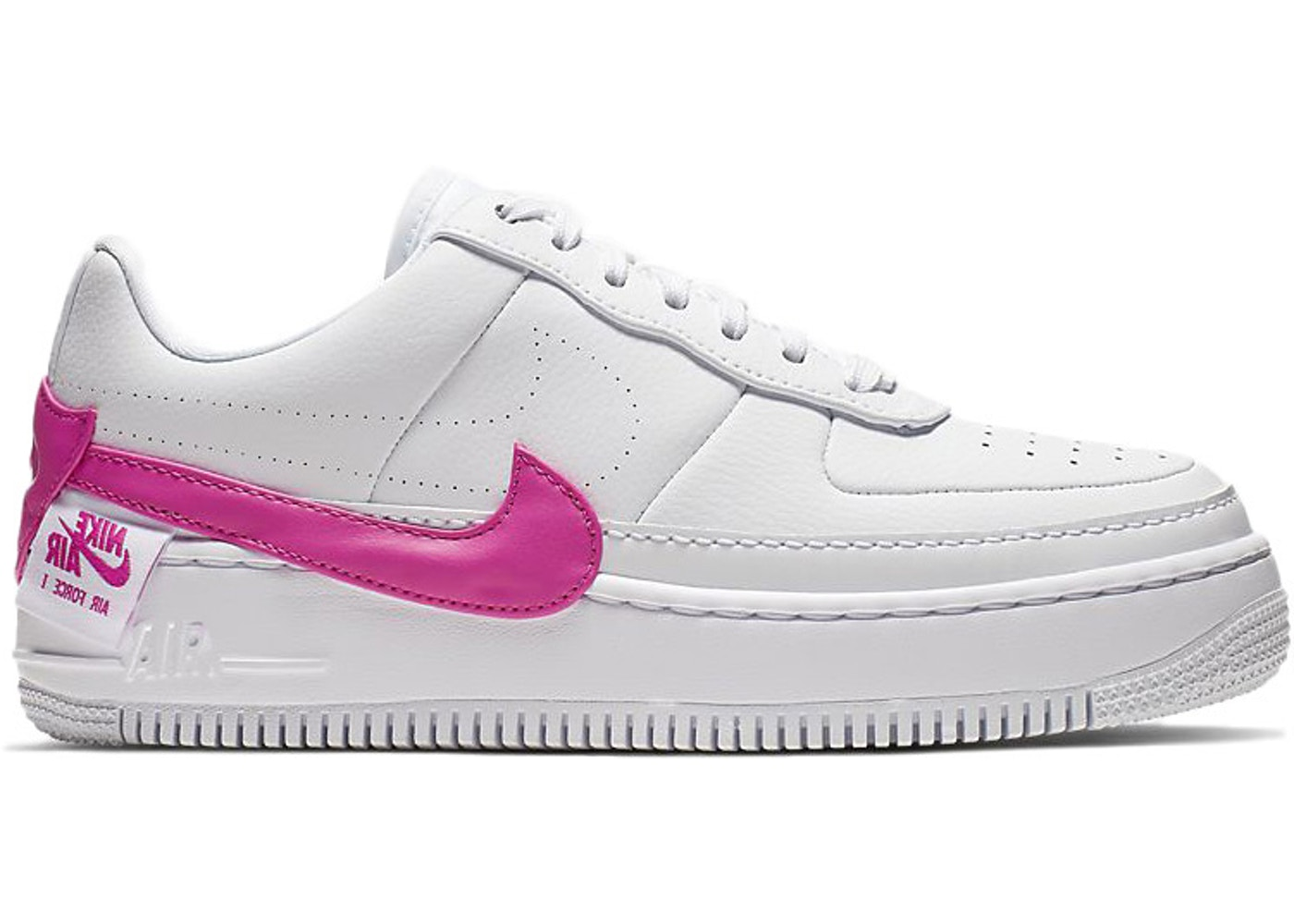 new styles cd17f a5d3d Air Force 1 Jester XX White