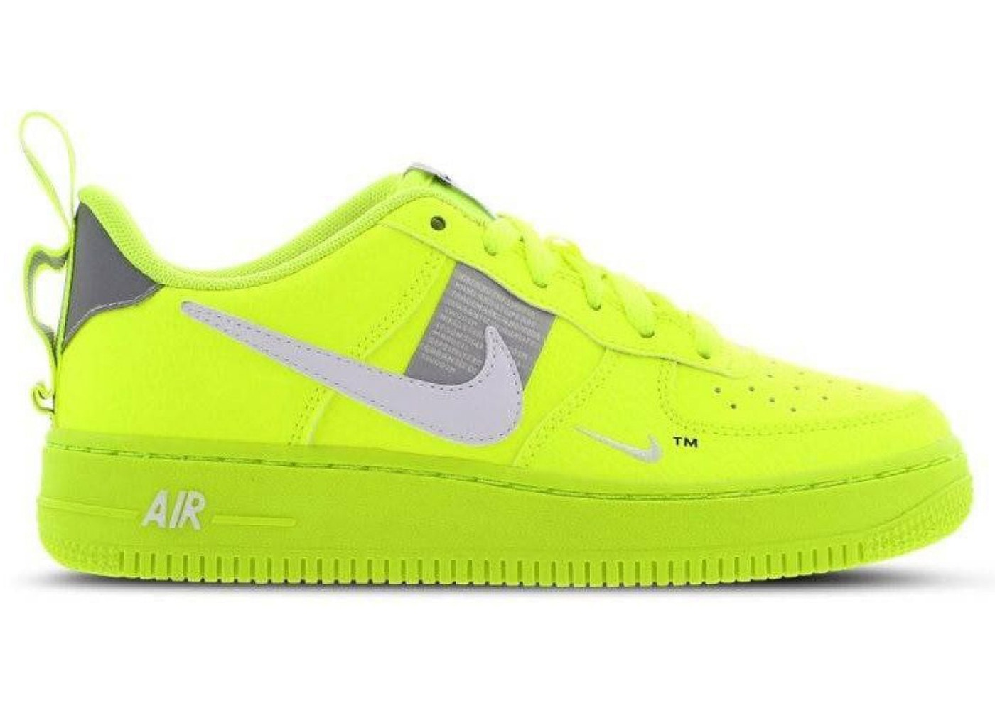 outlet store 4cfe3 3f5ab Sell. or Ask. Size  3.5Y. View All Bids. Air Force 1 LV8 Utility ...