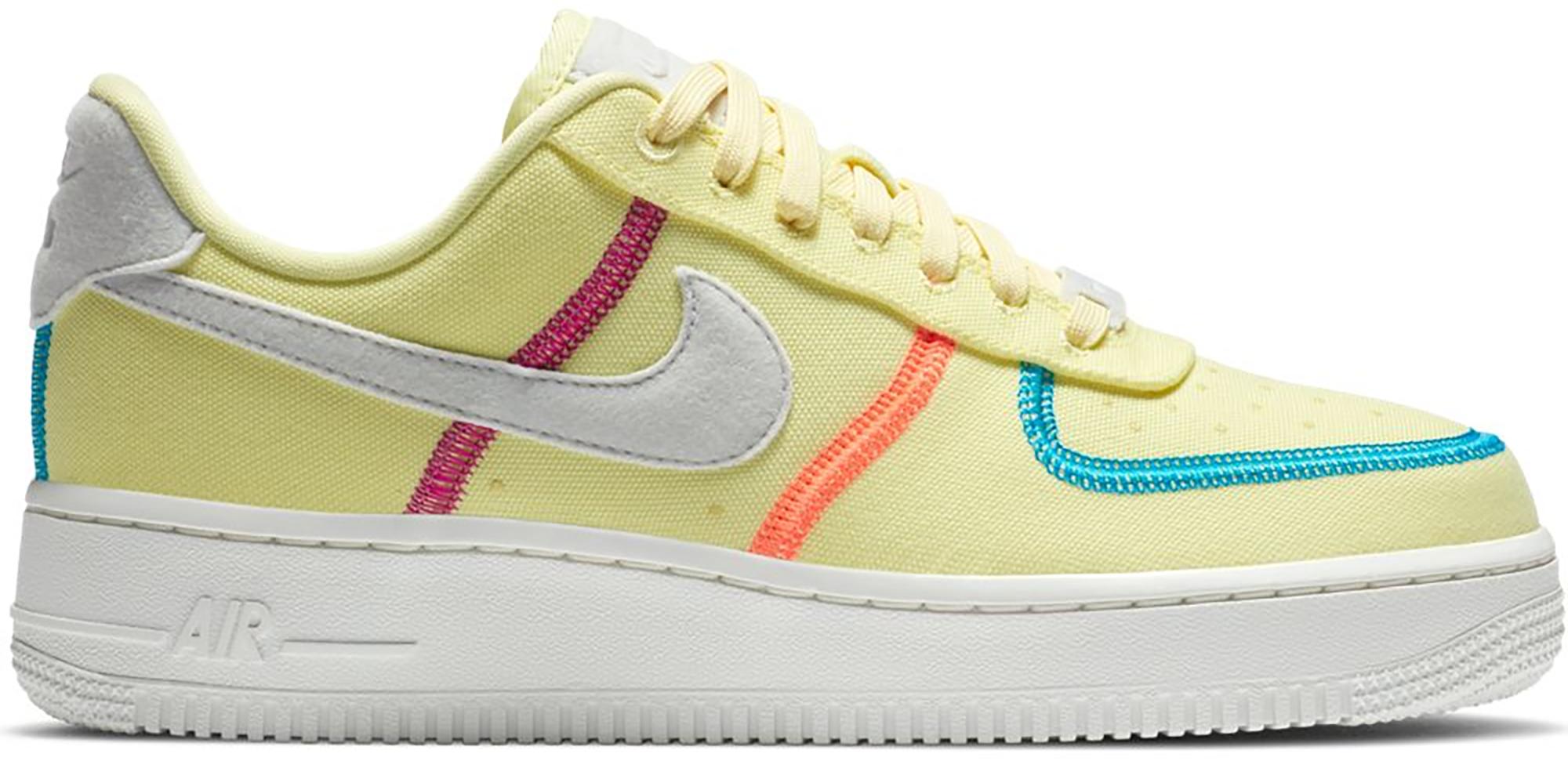 Nike Air Force 1 LX Life Lime (W