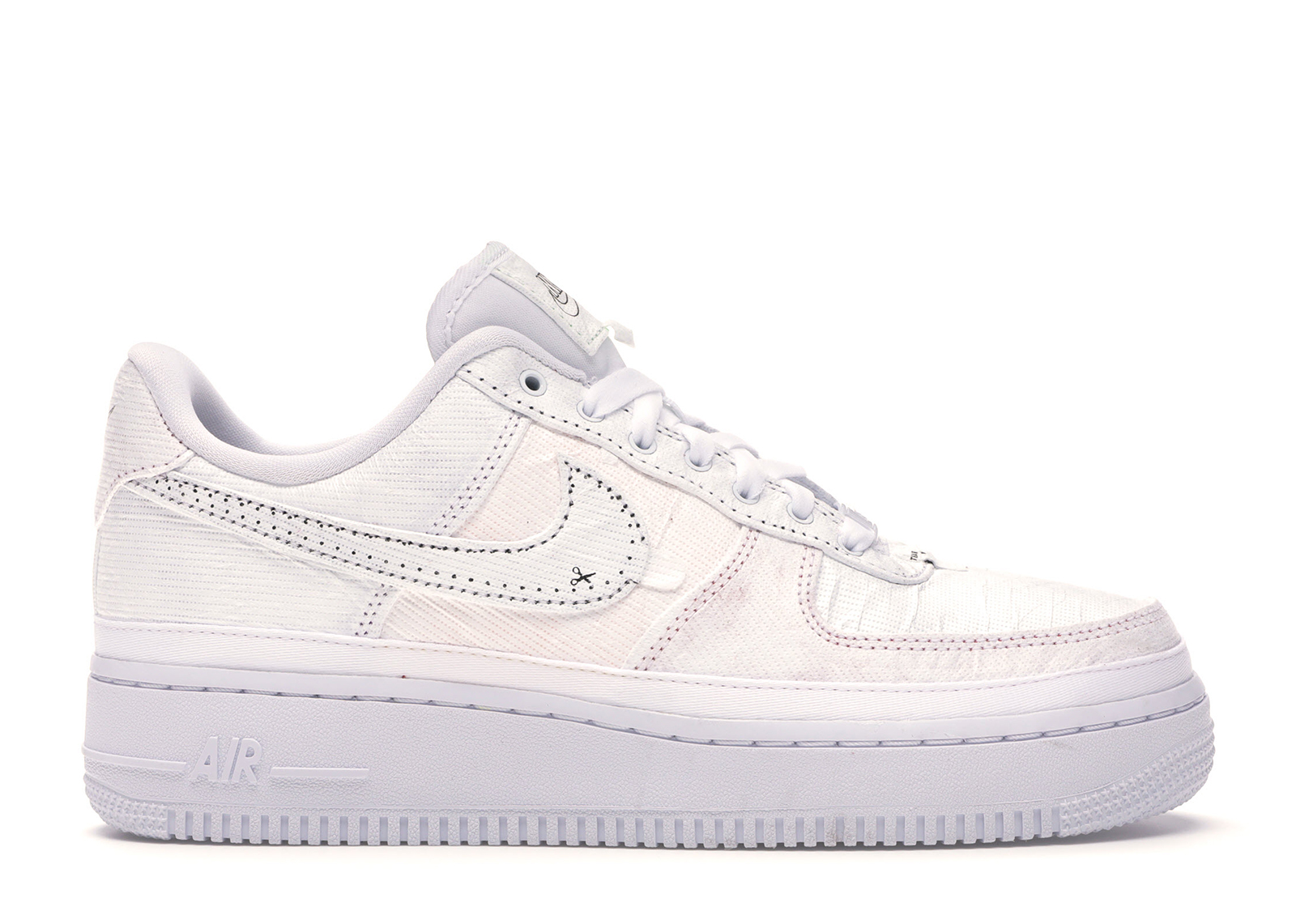 air force 1 tear away