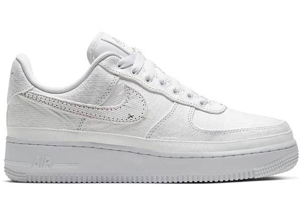 Nike Air Force 1 LX Tear Away White (W) - CJ1650-101