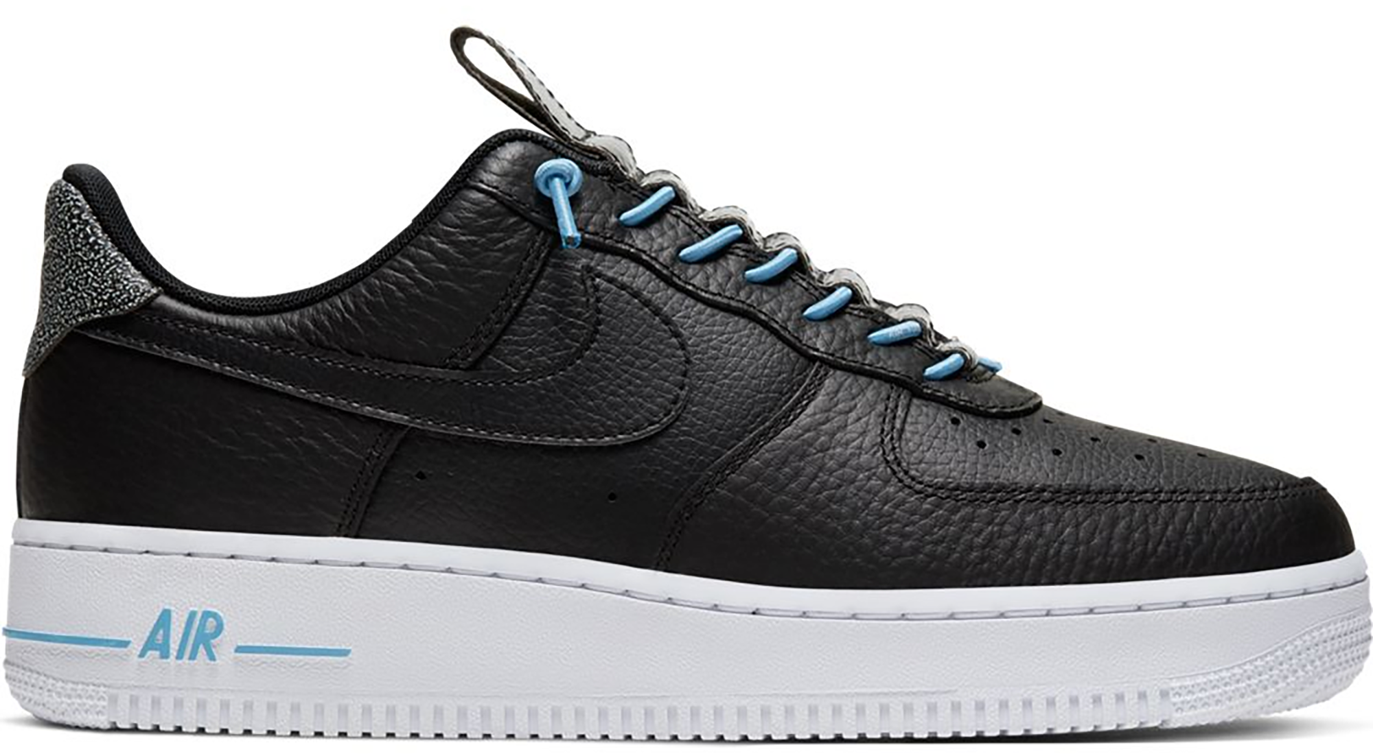 Nike Air Force 1 Low 07 Lux Black Light