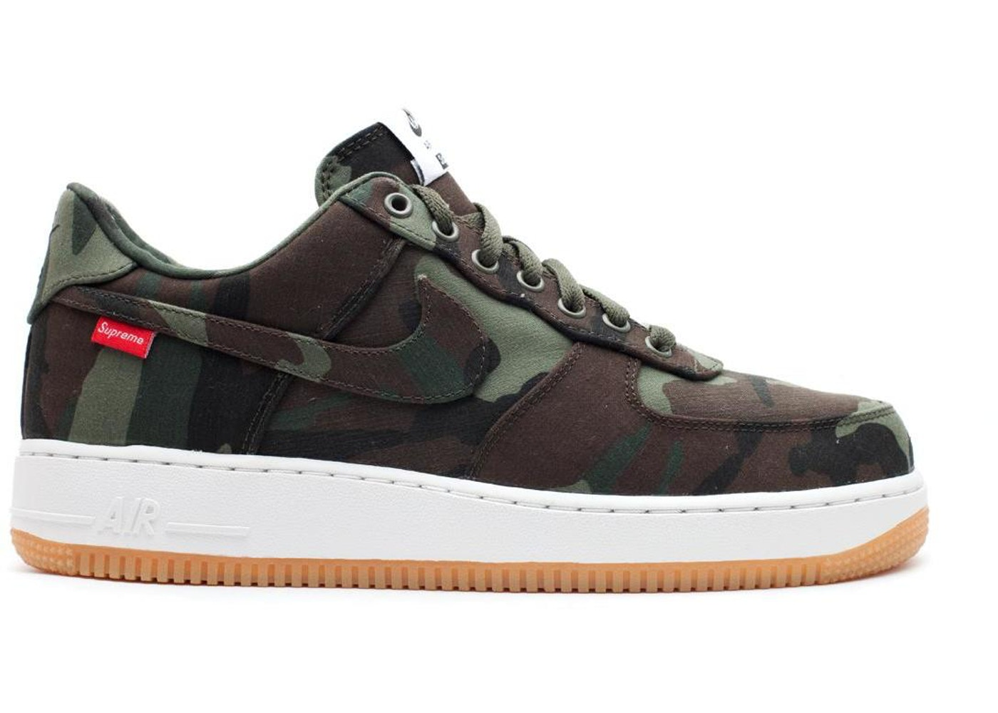 best website ec53e 36d2a Sell. or Ask. Size  11.5. View All Bids. Air Force 1 Low Supreme Camouflage