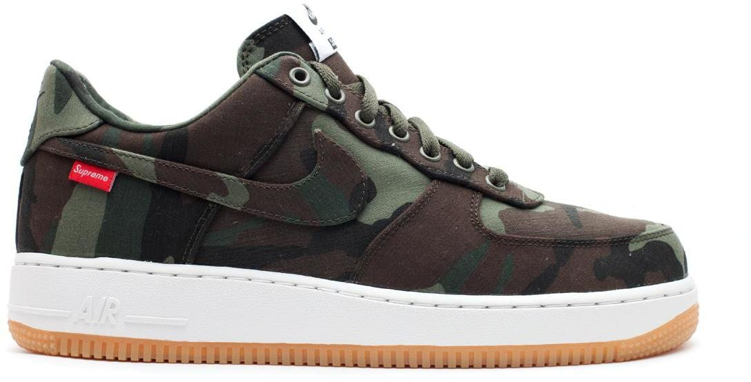 Air Force 1 Low Supreme Camouflage
