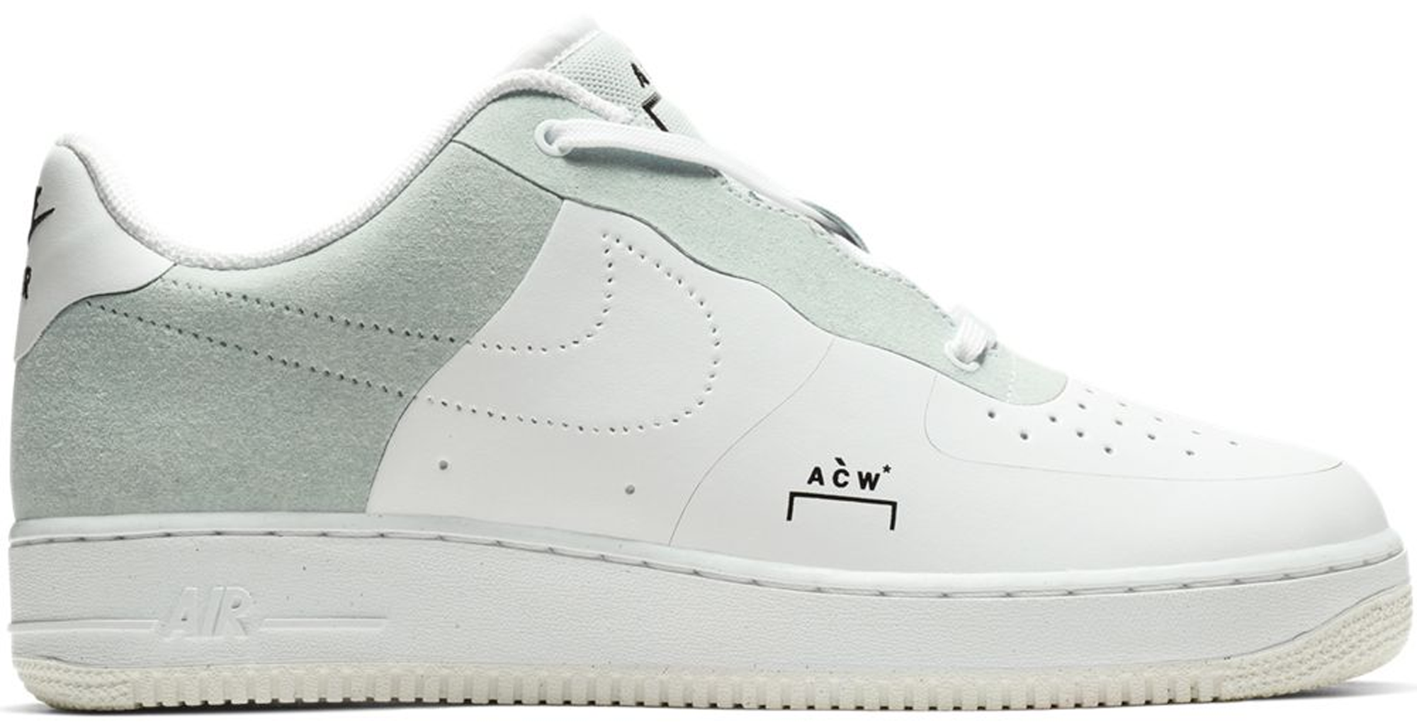 Nike air force 1 white Full White Air Force Low Cold Wall White Cold Wall White Amazoncom Air Force Low Cold Wall White Bq6924100
