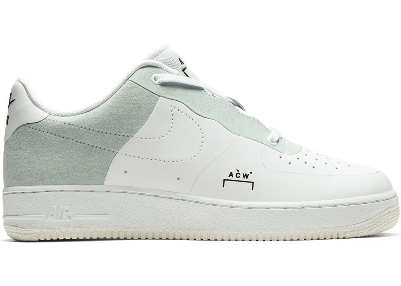 huge selection of b280d 5c79b Air Force 1 Low A Cold Wall White • Buy/Sell on StockX