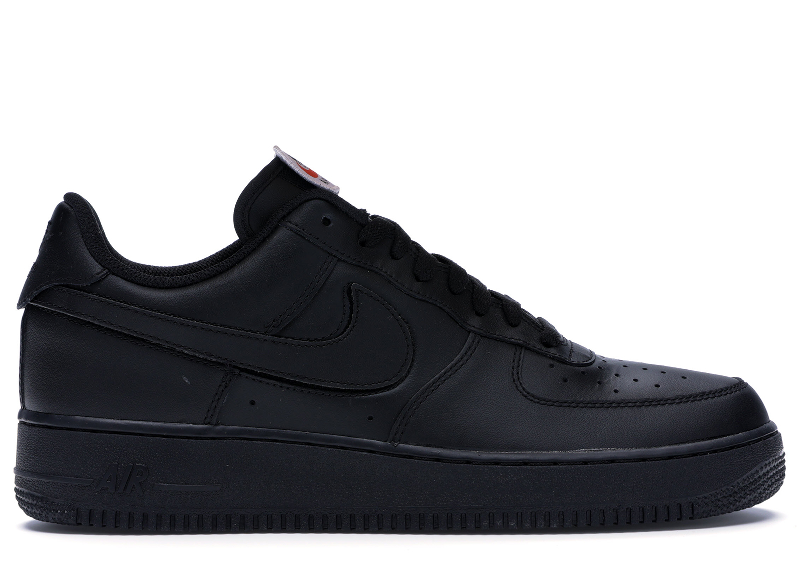 Pack Star 2018black Air All Force Swoosh Low 1 2EDHYW9I