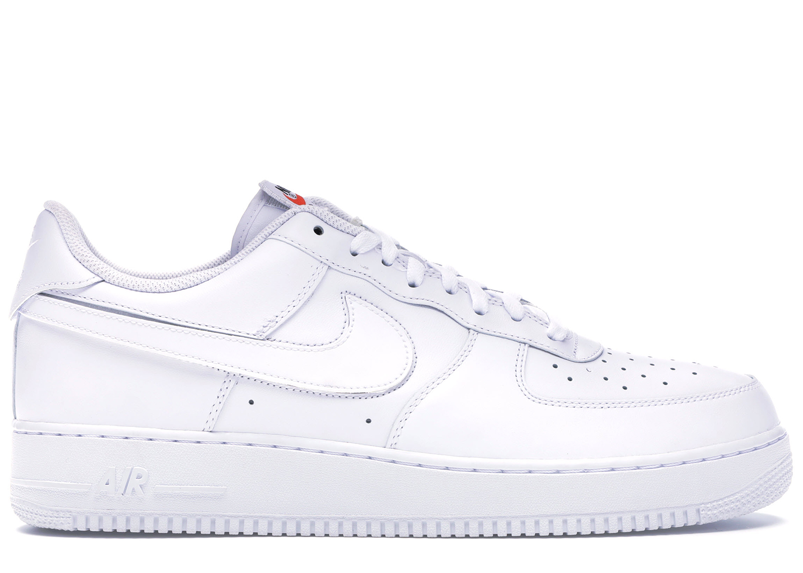 baffo nike air force 1 velcro