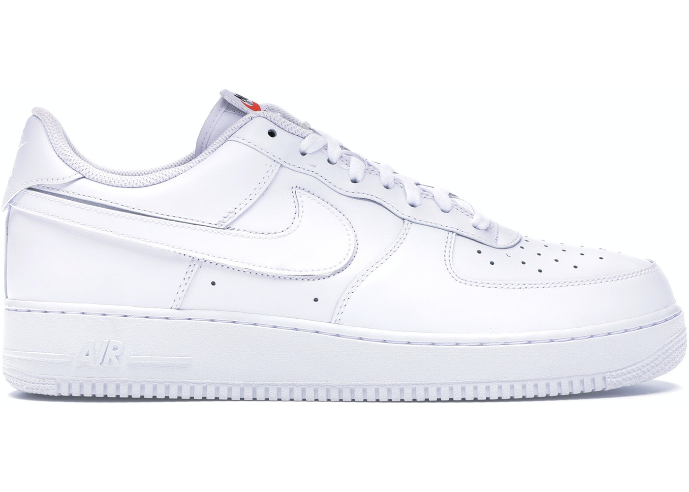 new arrival 1f45c 2967b Air Force 1 Low Swoosh Pack All-Star 2018 (White) - AH8462-102