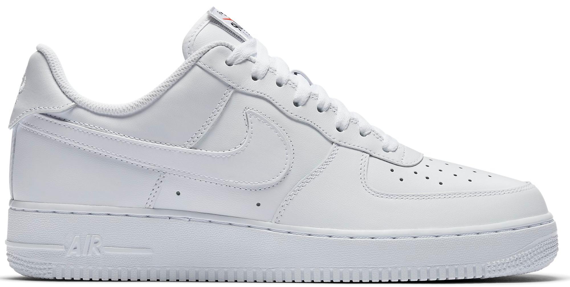nike air force 1 basse. Modren Air Air Force 1 Low Swoosh Pack AllStar 2018 White With Nike Basse