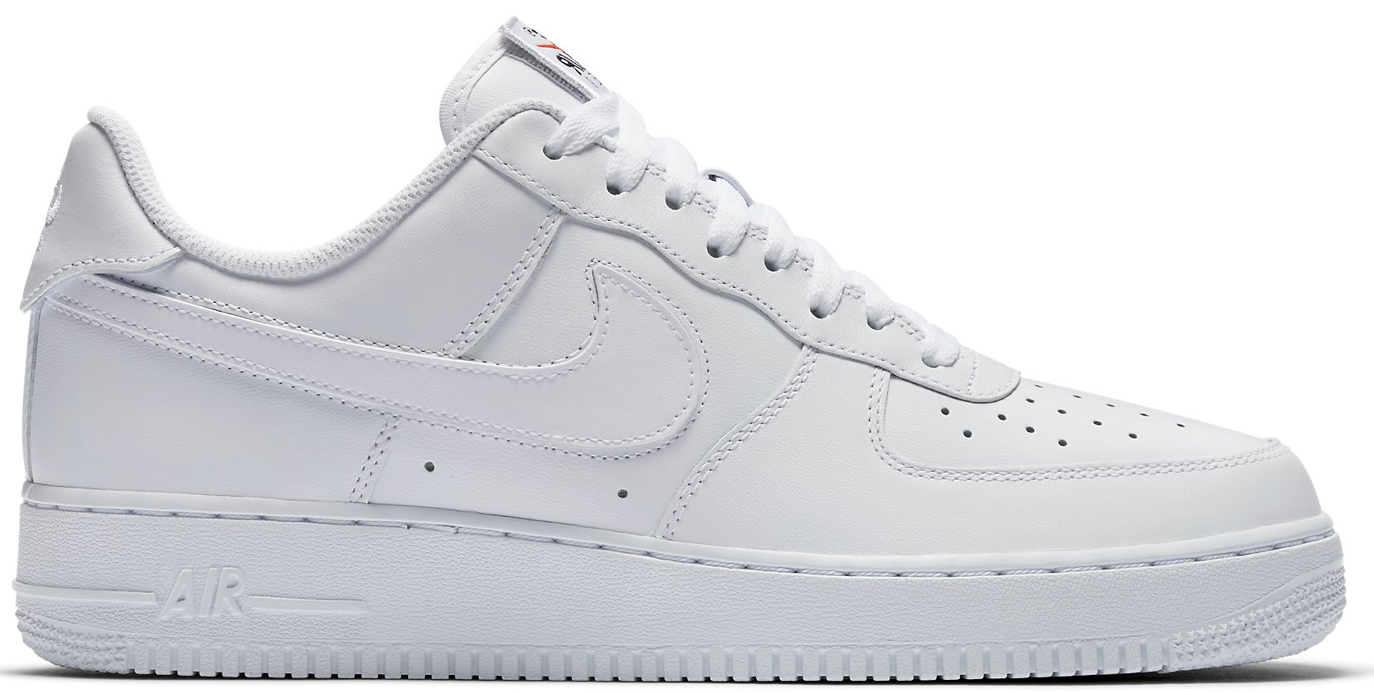 Air Force 1 Low Swoosh Pack All Star 2018 White Ah8462 102