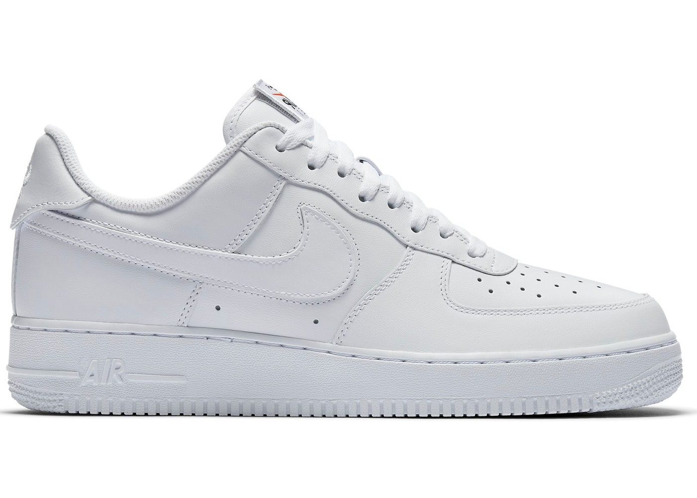 air force 1 low swoosh pack all star 2018 white ah8462 102. Black Bedroom Furniture Sets. Home Design Ideas