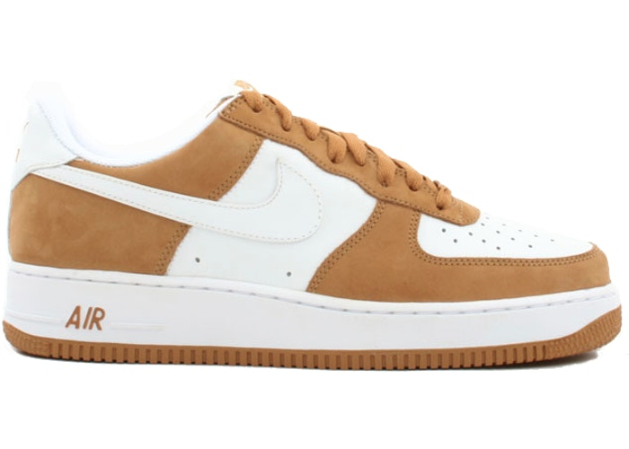 Air Force 1 Low Barcode Wheat