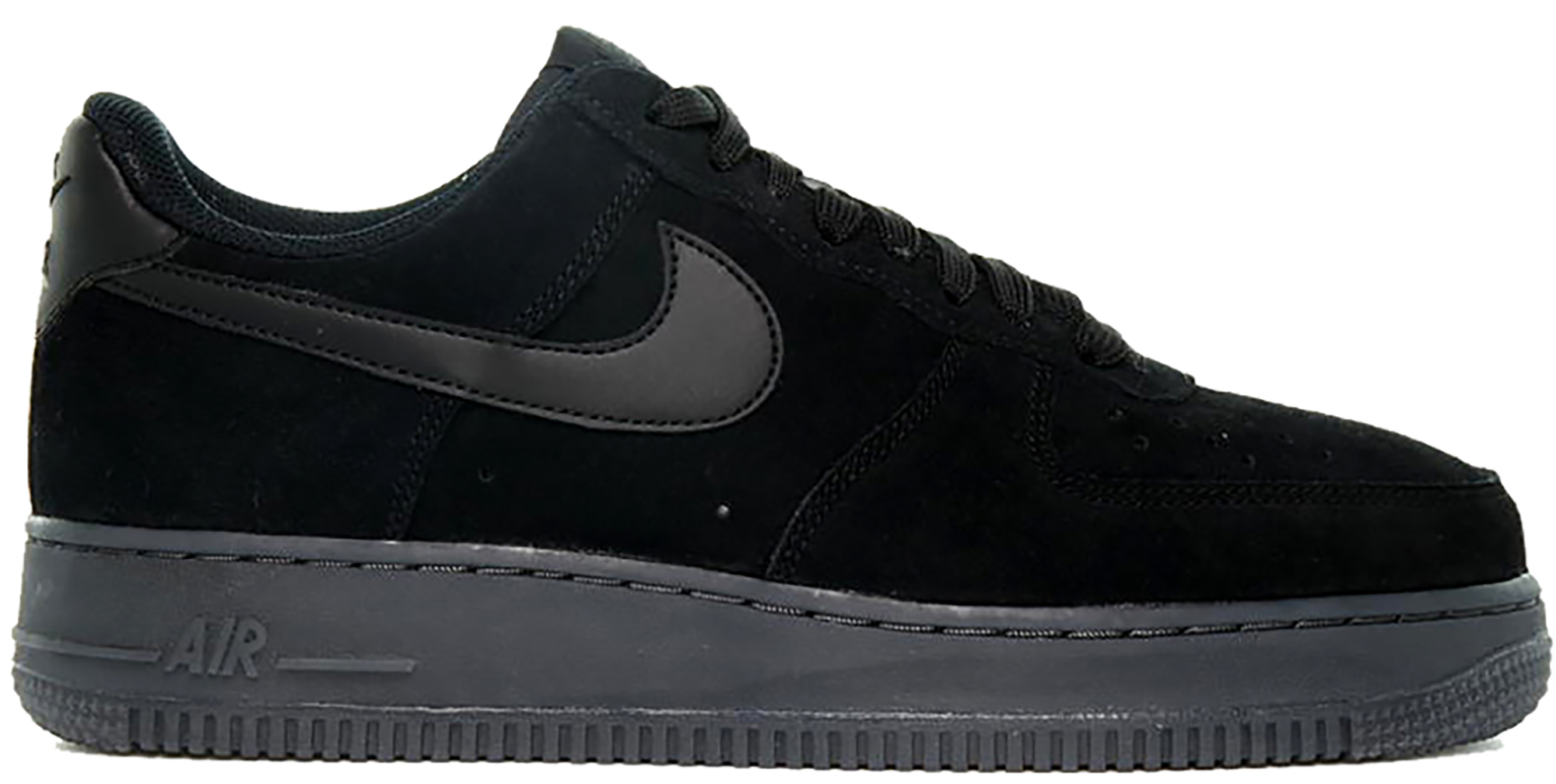 Nike Air Force 1 Low Black Anthracite