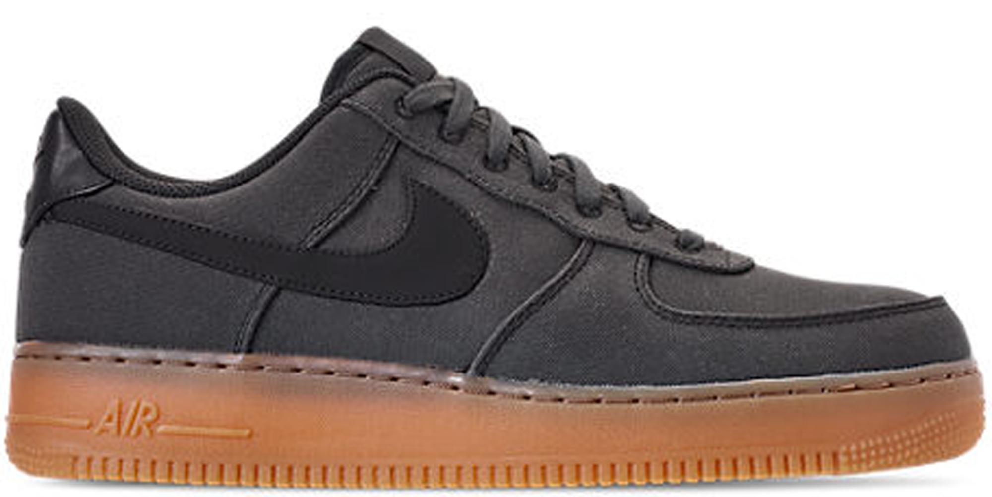 Nike Air Force 1 Low '07 Black Gum