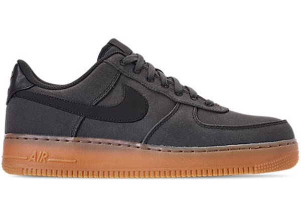 new product ad216 4cb9b Air Force 1 Low  07 Black Gum