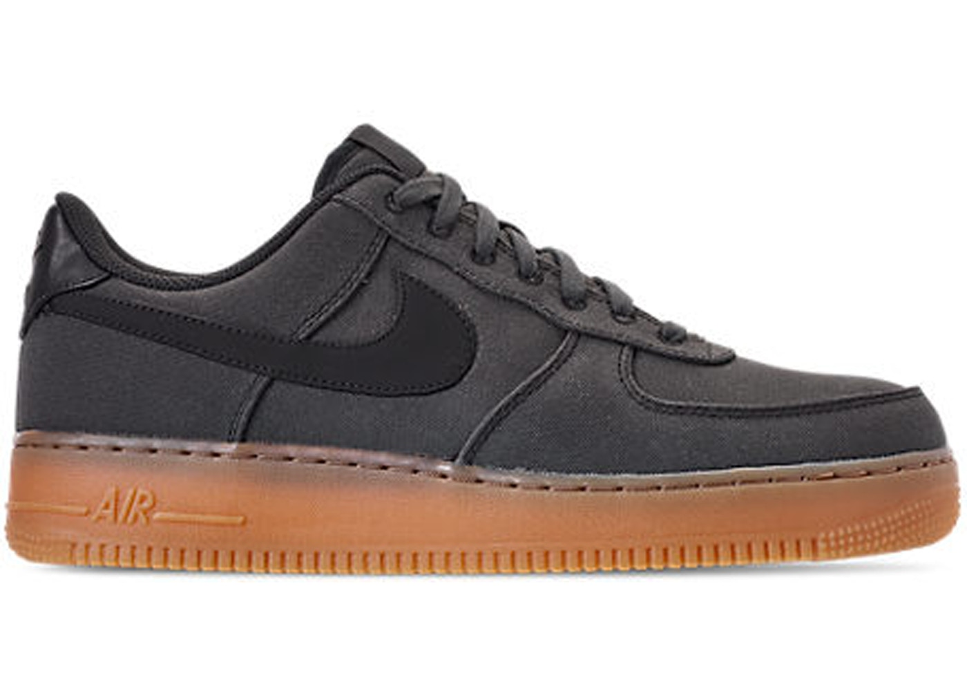 22ccc3cf23fe Air Force 1 Low  07 Black Gum - AQ0117-002