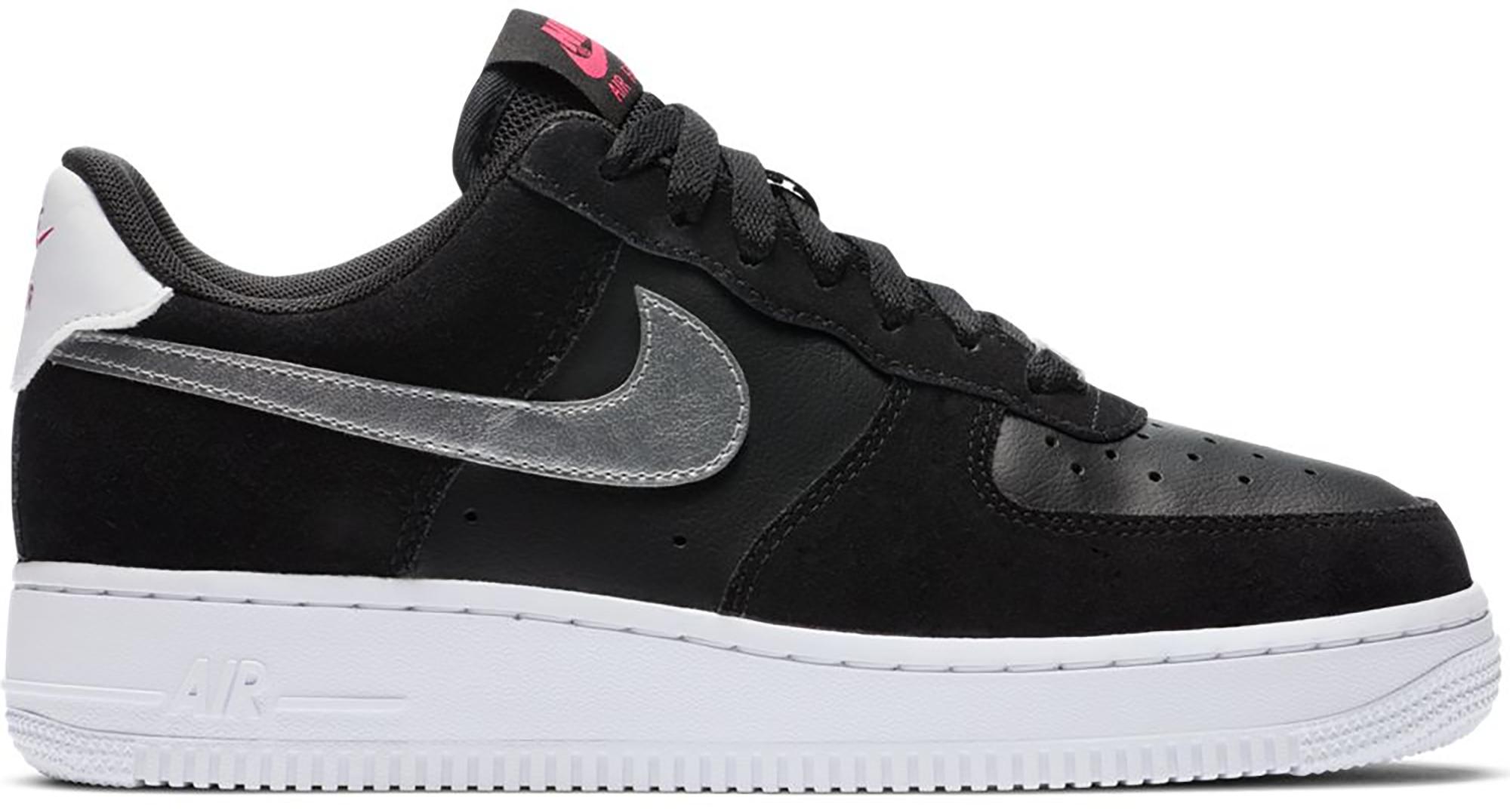 Nike Air Force 1 Low Black Pink Blast