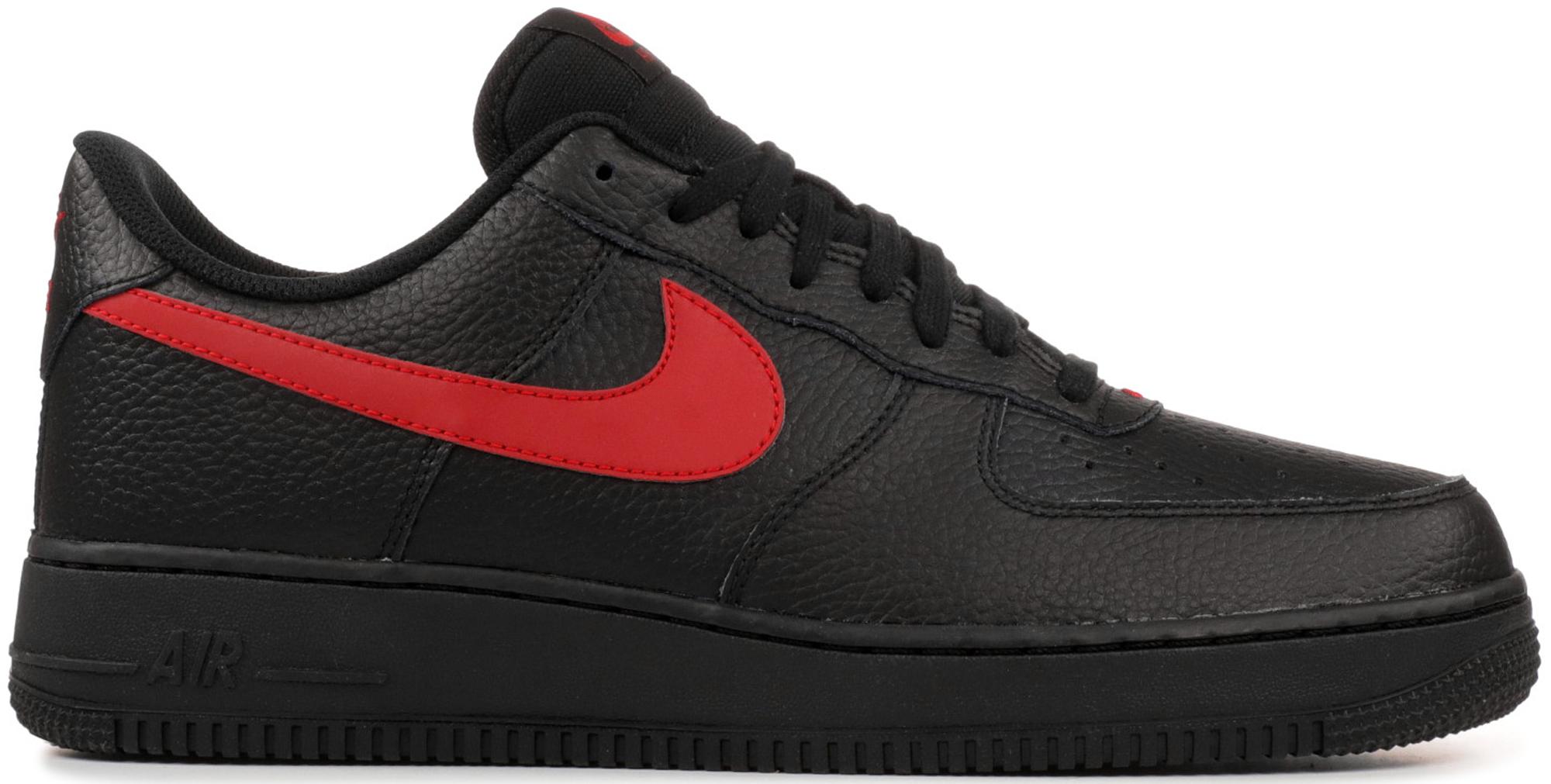 Nike Air Force 1 Low Black University