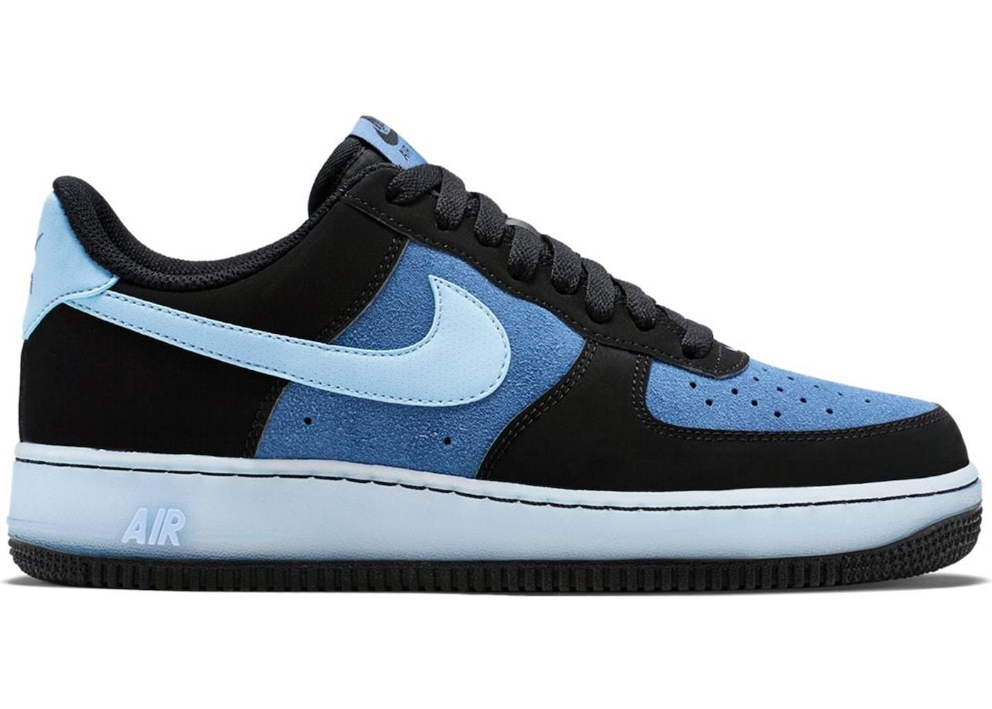 nike air force 1 blu bianche