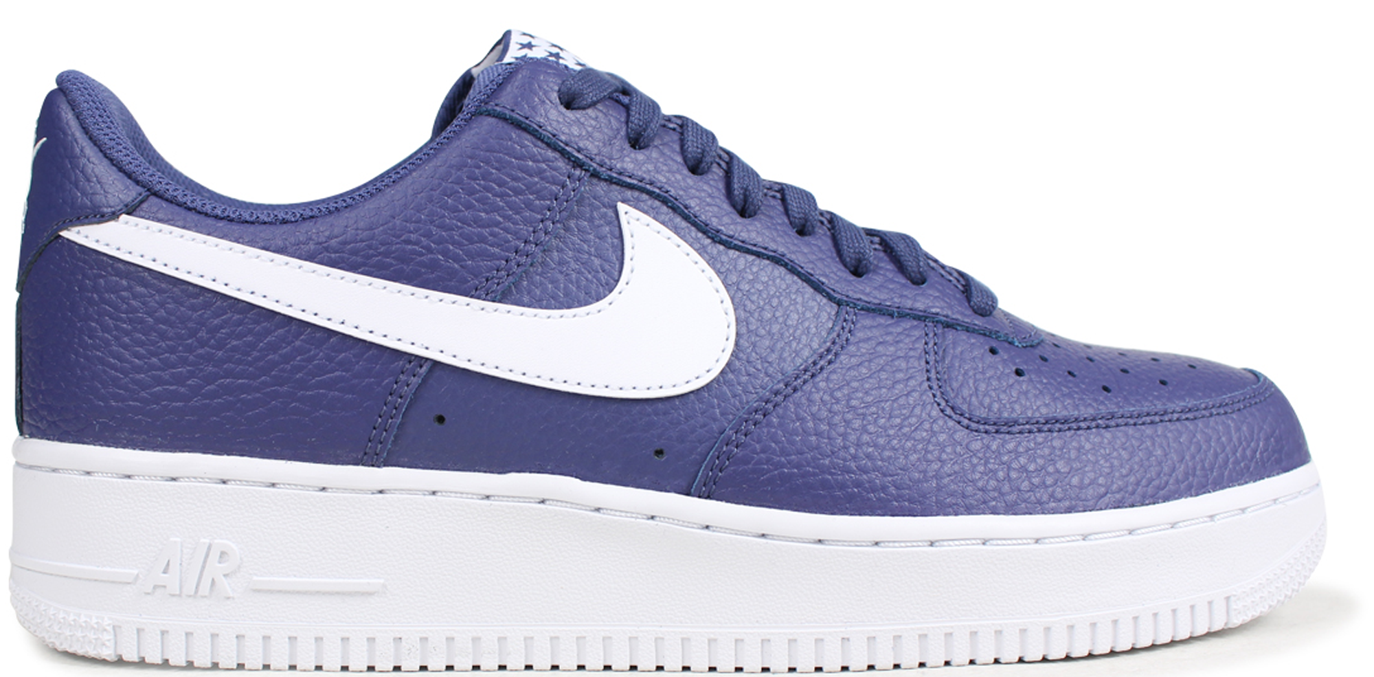 nike air force low blue