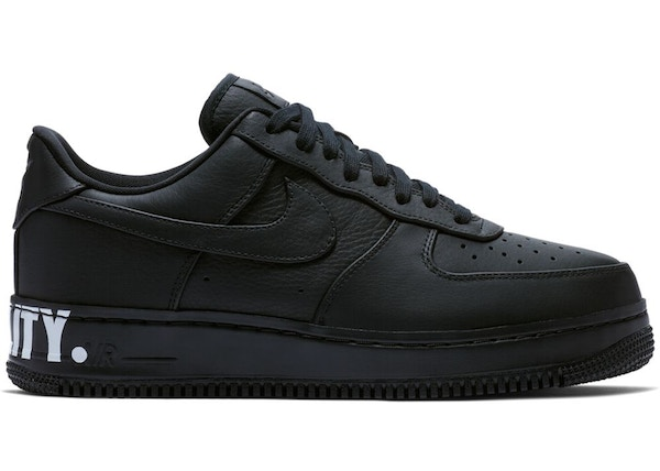 new style 254bc 25f4a Air Force 1 Low CMFT Equality Black History Month (2018 ...