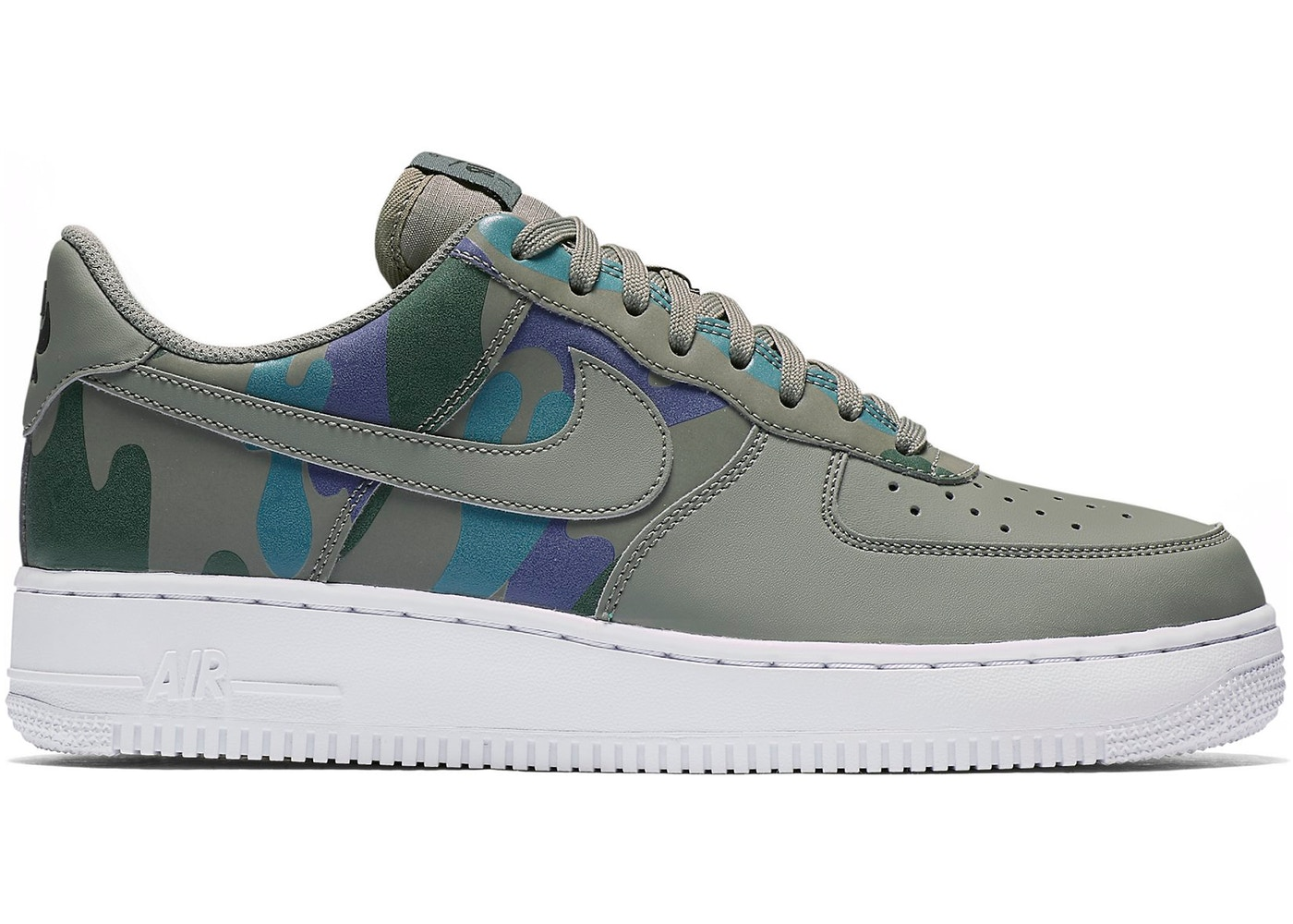 official photos a2491 c946e Sell. or Ask. Size  7.5. View All Bids. Air Force 1 Low Camo Dark Stucco