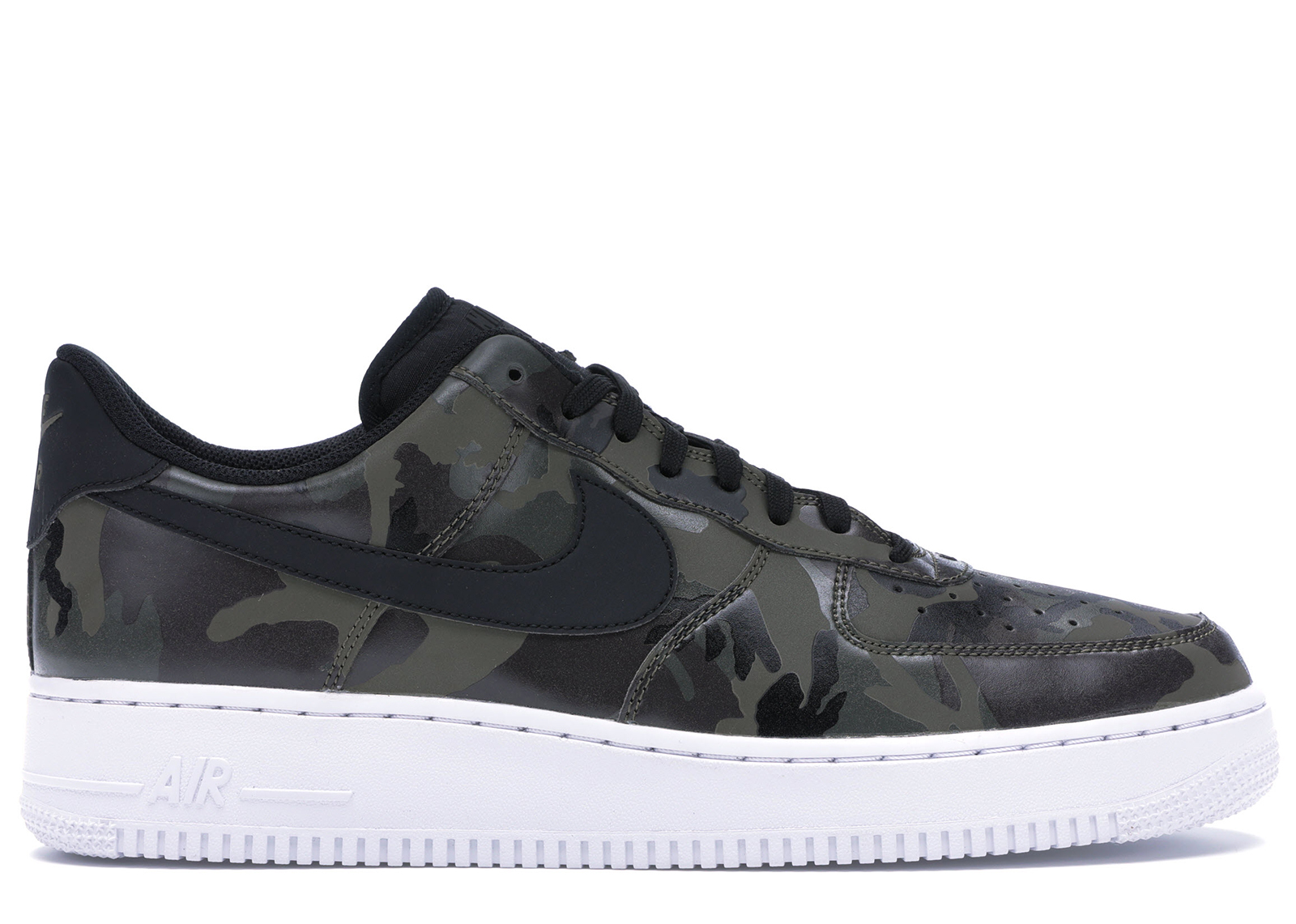 Pre-Owned Nike Air Force 1 Low Camo